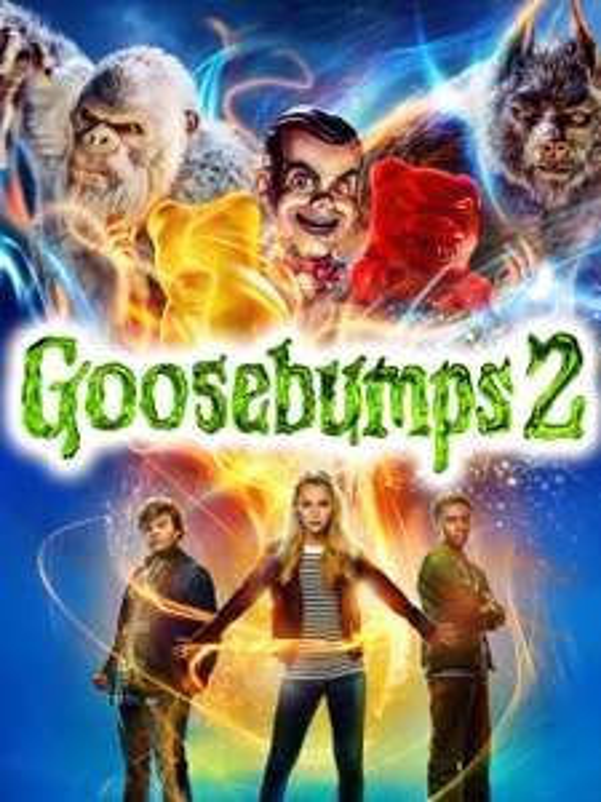Goosebumps 2 (4K/HDR) £2.99 @ iTunes