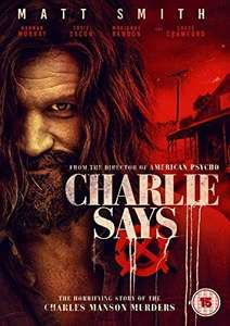 Charlie Says Movie 2019 (HD) - £1.99 @ ITunes