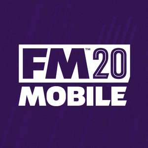 Football Manager 2020 Mobile £5.99 itunes