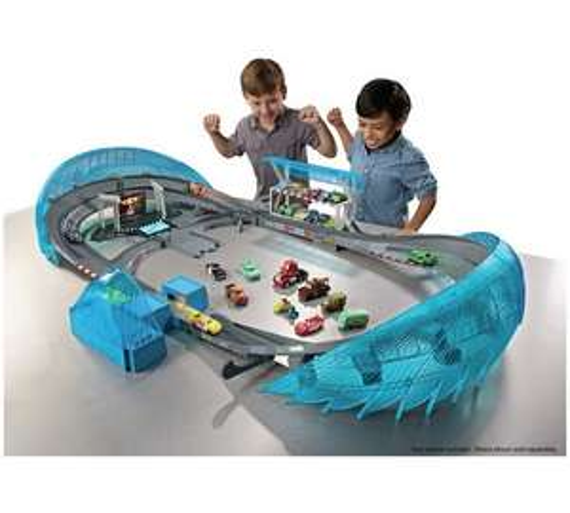 Disney Pixar Cars 3 Ultimate Florida Speedway Track Set £40 Argos