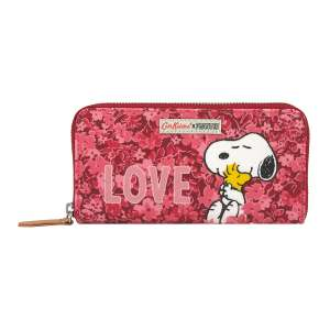 Cath Kidston x Peanuts Snoopy Love zip wallet Now £25.20 delivered with code @ Cath Kidston