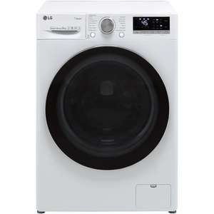 £50 / £75 or £100 off Selected LG Washing machines with Voucher Code @ AO.com