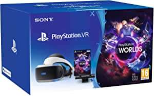 PlayStation VR PSVR Starter Pack £136.46 Like New [Damaged Packaging] @ Amazon Warehouse France (or £131.22 using fee free card)