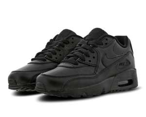 Nike Air Max 90 Leather - Grade School Shoes size 3.5 - 6 now £44.99 at Foot Locker