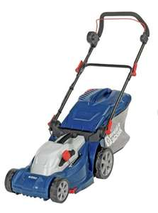 Spear & Jackson 34cm Corded Rotary Lawnmower - 1300W + 3 year warranty -£50 + Free Click and Collect @ Argos