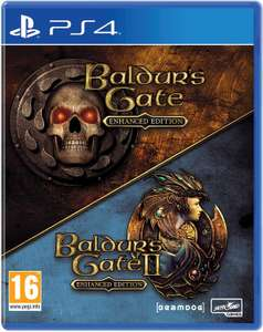Baldurs Gate Enhanced Edition (PS4) - £19.85 delivered @ Simply Games