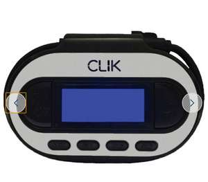 Clik FM transmitter £1 in Argos clearance Mold, Flintshire - Instore only - limited stock