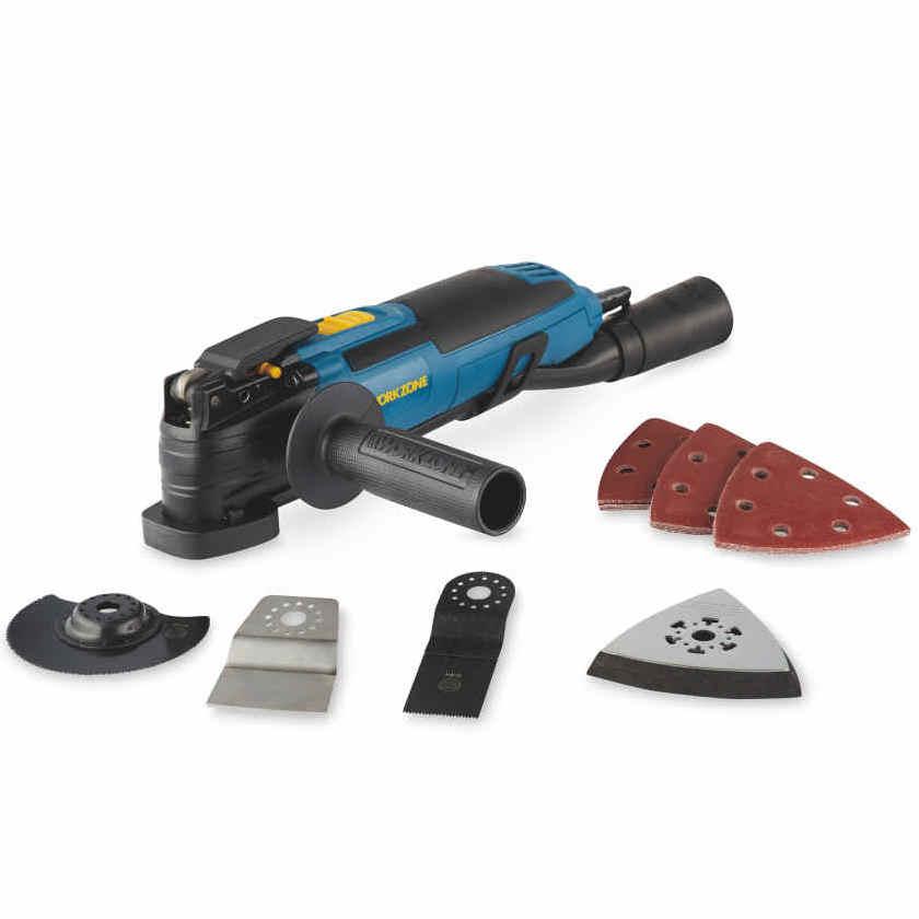 Workzone 300W Multifunction Tool £6.99 @ Aldi - Hampshire