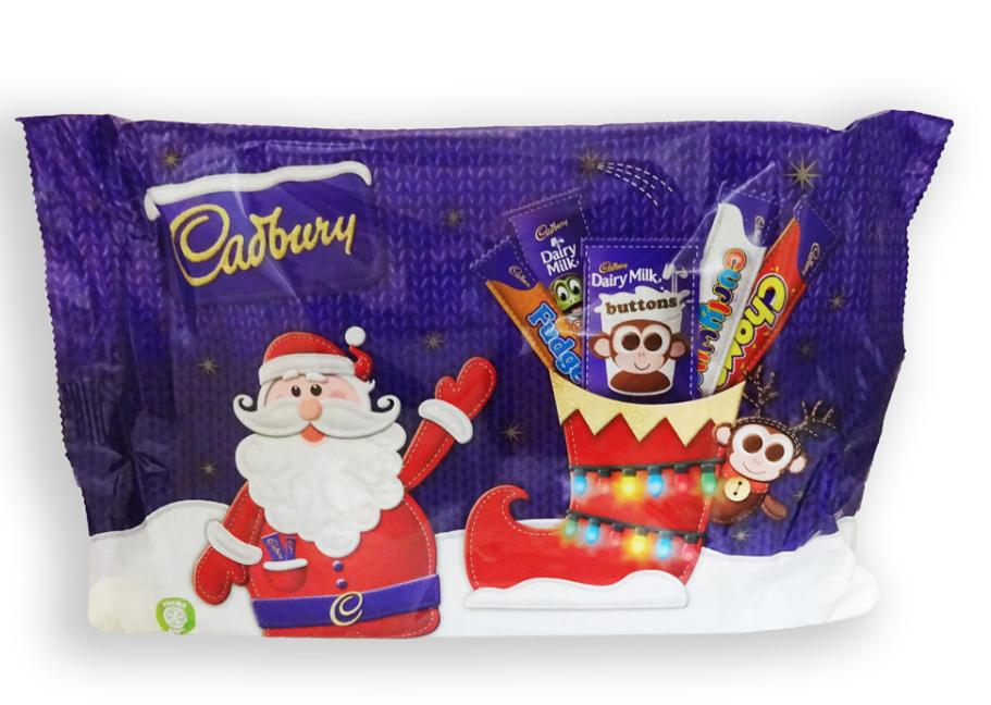 Cadbury Small selection Pack 25p @ B&M Preston