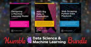 Data Science and Machinine Learning video lessons bundle £15.23 Humblebundle