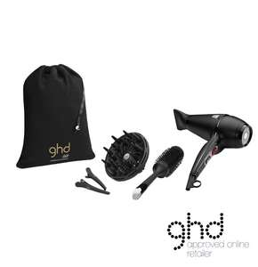 ghd® Air™ Kit £80 + Free TONI&GUY Make-Up Brush & Free Delivery @ Toni and Guy