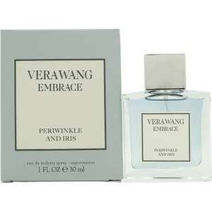 Vera Wang Embrace EDT 30ml £10 each (£9 each with NHS discount) at Superdrug