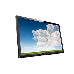Philips 24PHT4304 24 inch LED TV HD Ready Freeview HD + 6 Year Warranty £119 @ Richer Sounds