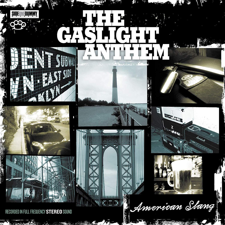 The Gaslight Anthem - American Slang [VINYL] LP now £7.99 (Prime) + £2.99 (non Prime) at Amazon