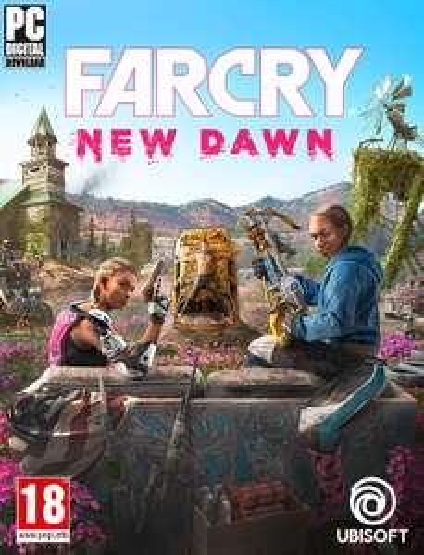 Far Cry New Dawn (Standard Edition PC Uplay Code) £7.60 @ Amazon