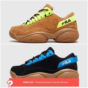 Fila Provenance Suede womens £20/£25 + £3.99 postage @ Size?