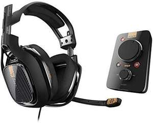 Astro Gaming A40 TR Wired Headset + MixAmp Pro TR Gen 3 with Dolby 7.1 - £113.04 @ Amazon Germany