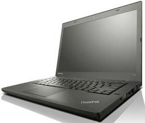 Refurbished Lenovo Thinkpad T440 Laptop i5-4300U 4GB 500GB Grade C £106.24 / Grade B £114.74 @ stockmustgo ebay
