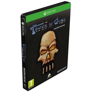 Tower Of Guns Steelbook Edition (Xbox One) £8.74 Delivered @ 365 Games