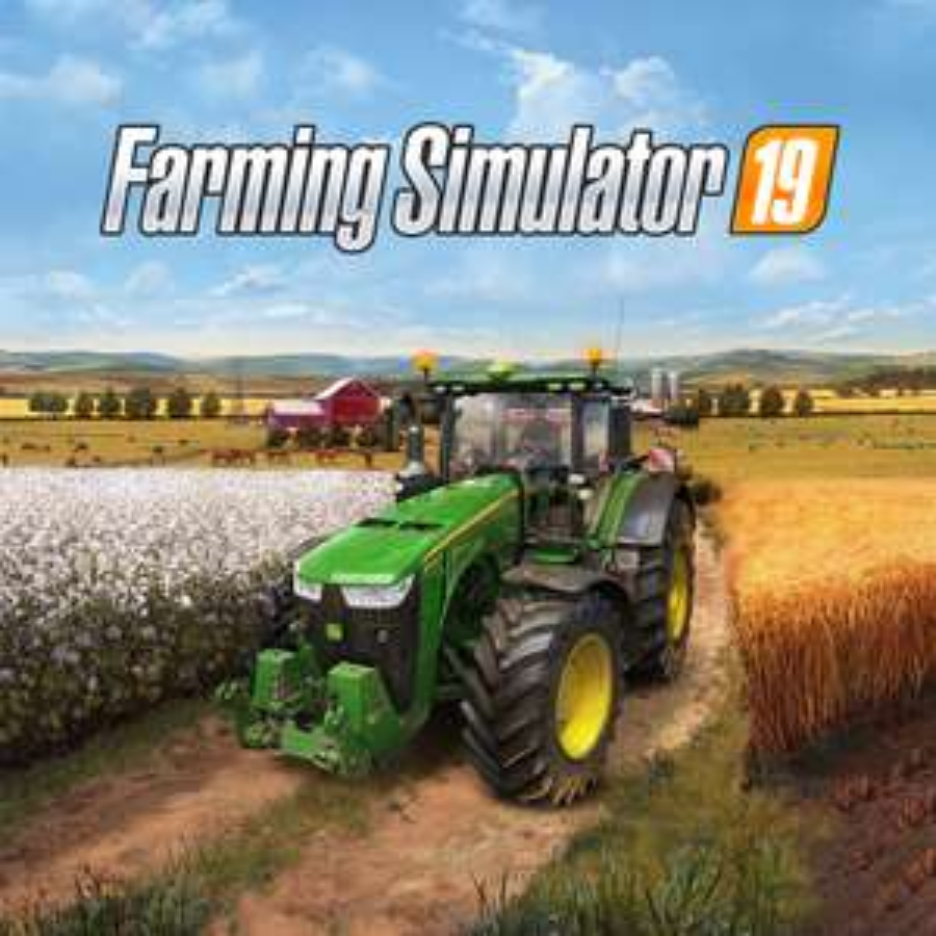 Farming Simulator 19 (PC Game) Free @ Epic Store