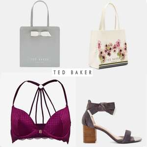 Ted Baker Sale - Up to 60% Off + Extra 10% Off with code + Free Delivery @ Ted Baker