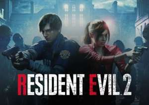 Resident Evil 2 Remake (PC) £10.26 with code @ Gamivo