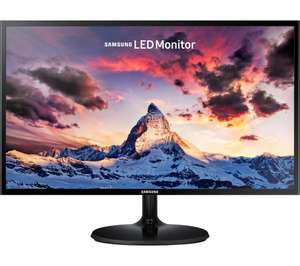 "SAMSUNG S24F354 Full HD 24"" LED Monitor - Black £79 @ Currys PC World"