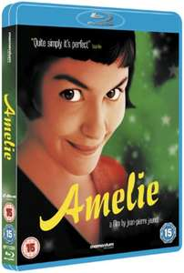 Amelie [Blu-ray] now £4.99 delivered with code at Zoom