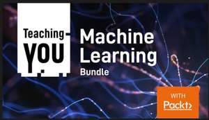 15 Machine Learning ebooks £9.99 @ Fanatical