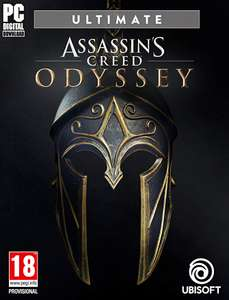 Assassin's Creed Odyssey - Ultimate Edition [PC Code - Uplay] £24 @ Amazon