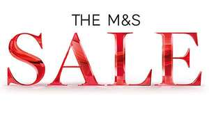 Marks & Spencer 90% off sale now on instore - Nationwide