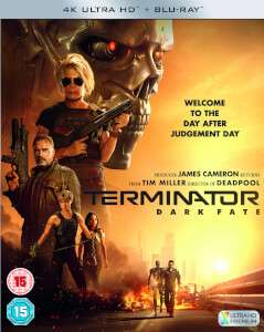 2 for £30 on 4K blu-ray (Includes Terminator: Dark Fate preorder) @Zavvi (+£1.99 delivery for non-red carpet members)