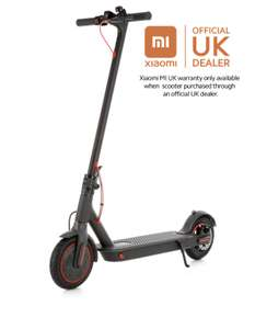 Xiaomi M365 Pro Electric Scooter £404.99 @ PureScooters 2yr UK Warranty Increased Range and Speed £404.99 at Pure Scooters