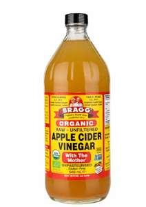 Bragg Organic Apple Cider Vinegar with The Mother 946ml £5.49 at Holland and Barrett