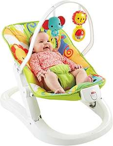 Fisher Price Fun & Fold Rainforest Foldable Bouncer £20 at Tesco Hattersley