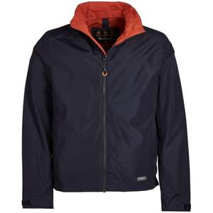 BARBOUR Mens Rye Jacket Windproof, Waterproof casual country walking jacket £59.60 at e-outdoor