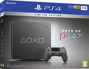 PS4 Slim 1tb Days Of Play Limited Edition Like New 143.38 @ Amazon Warehouse