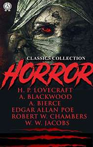 Horror classics collection Kindle Edition - Free @ Amazon