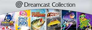 [Steam PC] Dreamcast Collection for £2.99 / Single Games (Crazy Taxi/ Jet Set Radio/Nights Into Dreams & more) 83p Each @ Steam Store