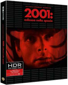 2001: A Space Odyssey - Standard Edition 4K UHD £13.05 delivered @ Amazon Italy