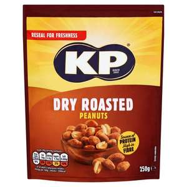 KP Peanuts (Various Flavours) & Sensations Streetmix 3 Pouches For £5 at Morrisons
