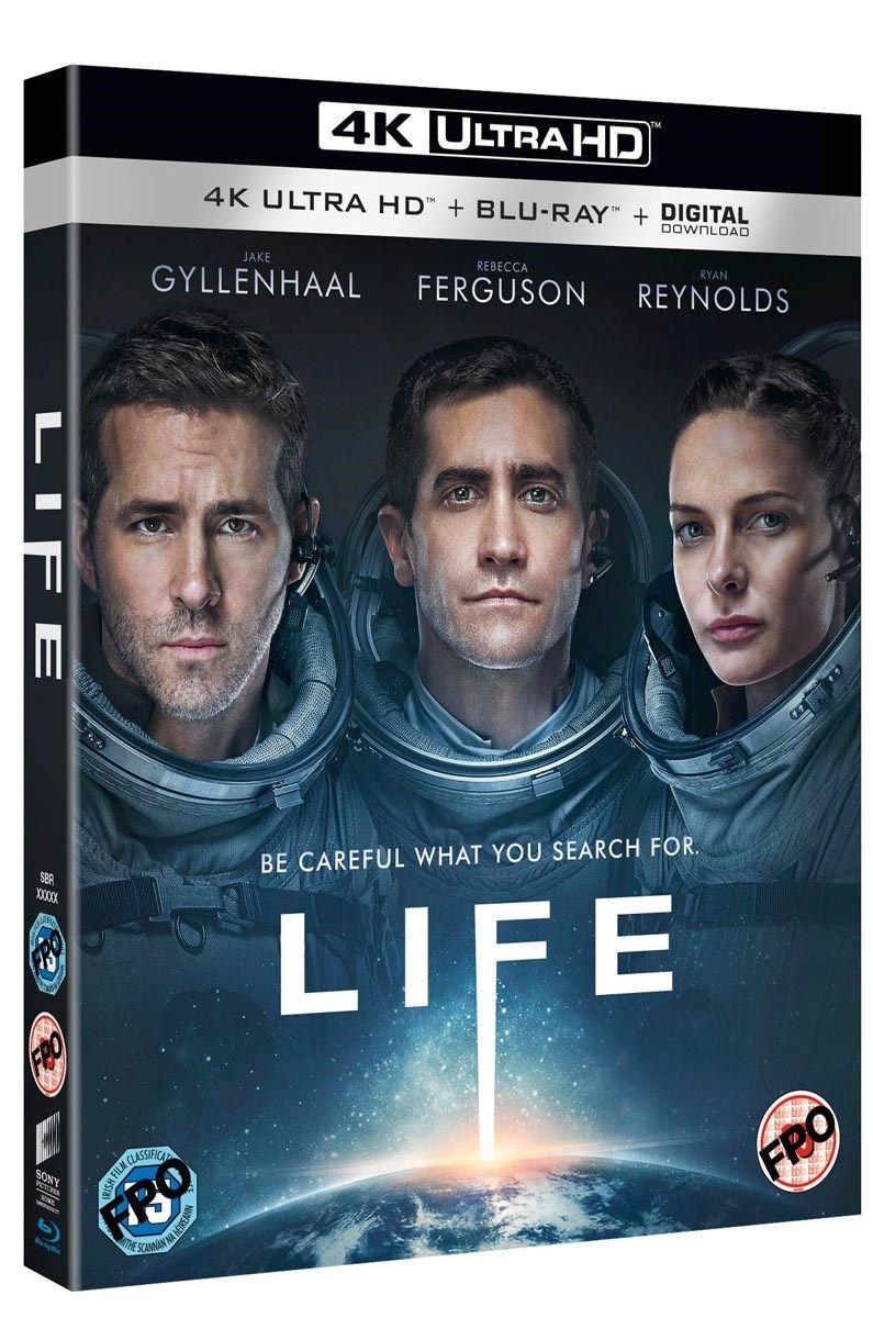 Life 4k UHD+blu ray+ digital download £9.99 @ zoom