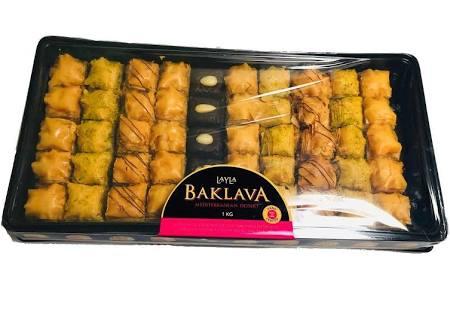 Layla Baklava 1kg £5.79 at Costco (Starts 27th Jan)