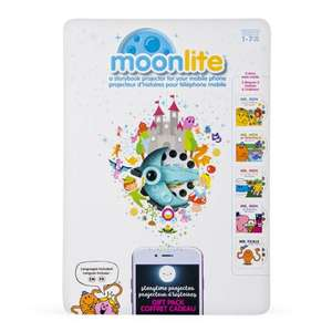 Moonlite - Mr men gift pack with 5 stories £7.49 @ the entertainer free click and collect on orders over £10.