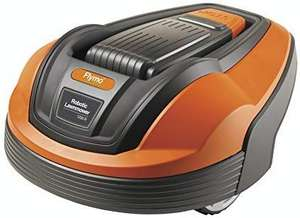 Flymo 1200 R Lithium-Ion Robotic Lawn Mower now £350 at Argos