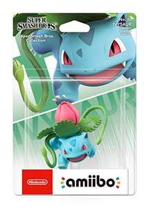 amiibo Ivysaur (Nintendo Switch) NOW £10.30 delivered / £9.86 delivered with fee free card at Amazon Germany