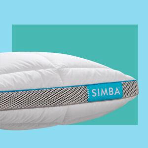 Simba Hybrid® Pillow With Outlast® & Nanotubes - 50 x 75 cm - £67.50 @ eBay / simbasleep