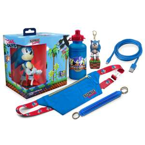 Sonic The Hedgehog Collectable Big Box £21.98 Delivered (Releases 28th Jan) @ Zavvi