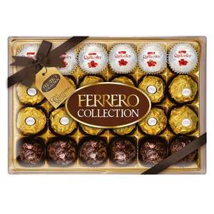 Ferrero Collection 269g. 24 pieces. Reduced to clear - £4.80 instore only @ Tesco Bradford