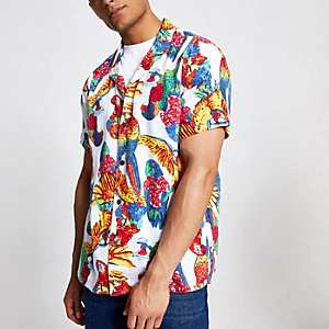 River Island Levis Sale Items £15.00 Parrot shirt +£3.99 delivery